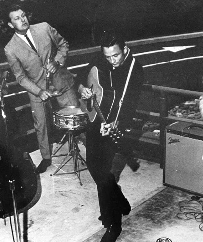 Adios-a-WS-Fluke-Holland-bateria-de-Sun-Records-Carl-Perkins-y-Johnny-Cash