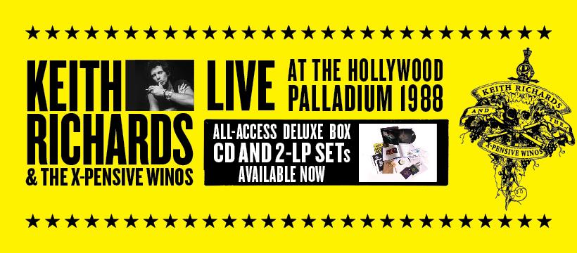 Keith-Richards-lanza-su-directo-Live-at-the-Hollywood-Palladium