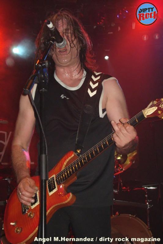 Adiós a Boni, guitarrista de Barricada