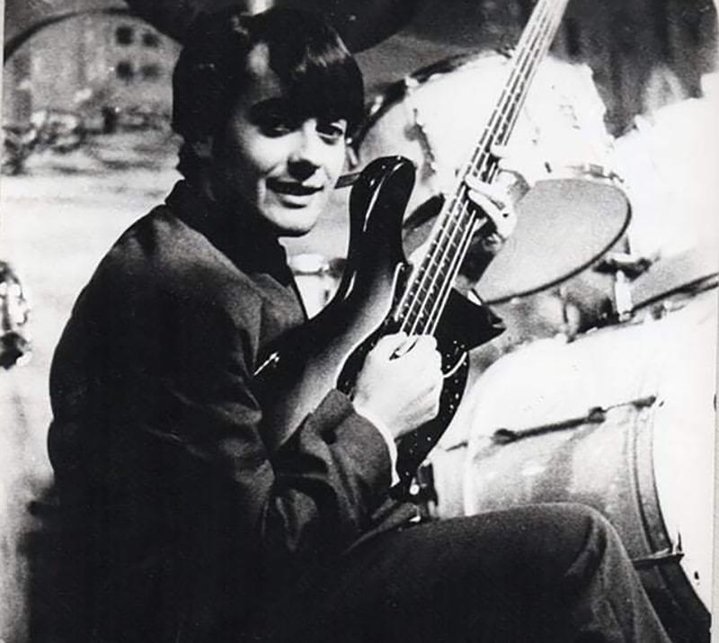 Adiós a Sebastián Sospedra, fundador y bajista de Los Salvajes y Lone Star