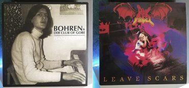 Bohren & der Club of Gore Piano Nights Dark Angel Leave Scars