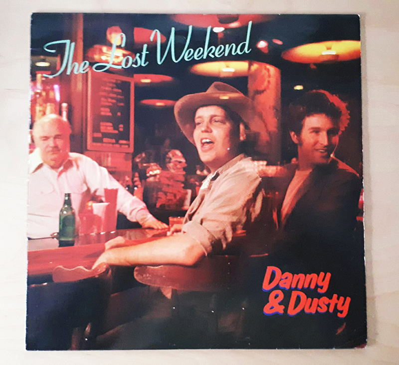 Danny & Dusty The Lost Weekend disco