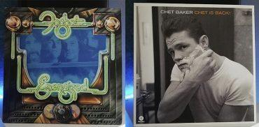 Foghat Energized Chet Baker Chet Is Back!