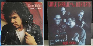 Gary Moore After the War Little Charlie & The Night Cats Night Vision
