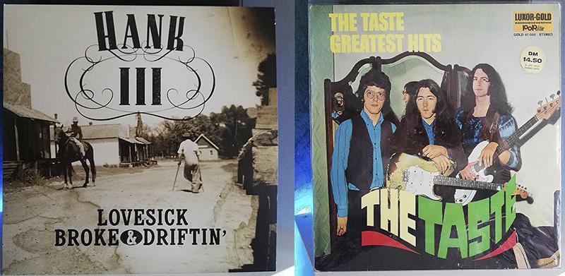 Hank III Lovesick, Broke & Driftin' The Taste Greatest Hits