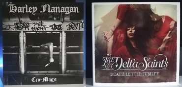 Harley Flanagan Cro-Mags Delta Saints Death Letter Jubilee disco
