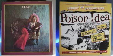 Janis Joplin Pearl Poison Idea Legacy Of Dysfunction