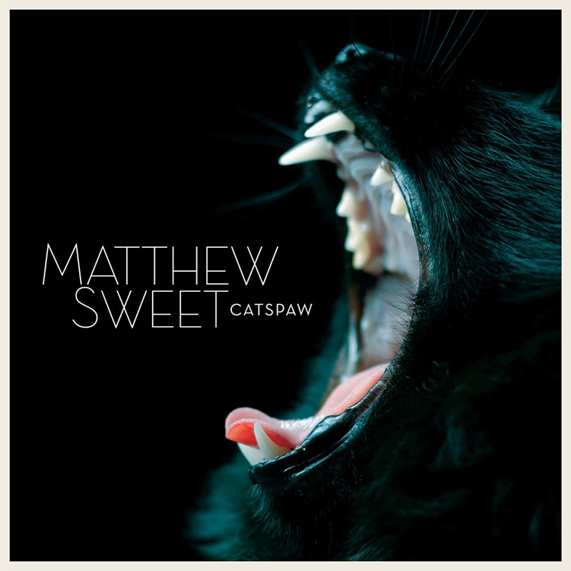 Matthew Sweet publica nuevo disco, Catspaw