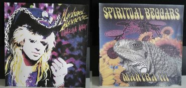 Michael Monroe Whatcha Want Spiritual Beggars Mantra III disco