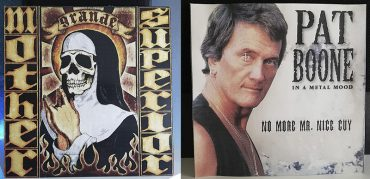 Mother Superior Grande Pat Boone In A Metal Mood No More Mr. Nice Guy disco