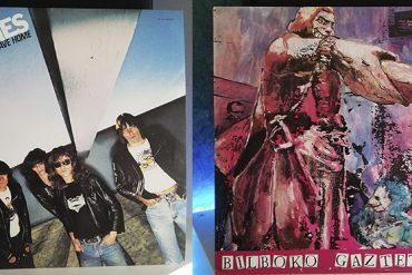Ramones Leave Home M.C.D. Bilboko Gaztetxean