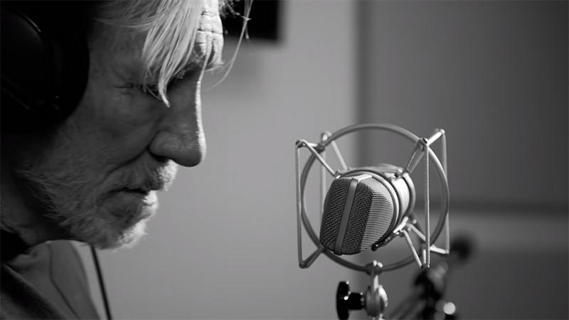 Roger Waters reinterpretaThe Gunner's Dream