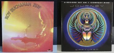 Roy Buchanan Second Album Journey Captured
