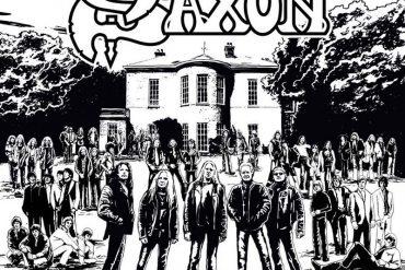 SAXON publica nuevo disco, Inspirations