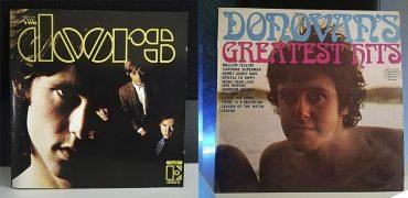 The Doors The Doors Donovan Greatest Hits disco