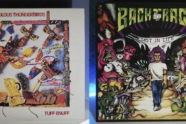 The Fabulous Thunderbirds Tuff Enuff Backtrack Lost In Life disco