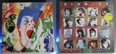 UFO Strangers In The Night Bangles Different Light disco