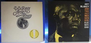 ZZ Top ZZ Top's First Album Art Blakey Moanin' disco