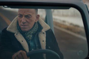 Bruce Springsteen aparece en un anuncio publicitario de Jeep