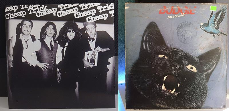 Cheap Trick Cheap Trick Budgie Impeckable disco