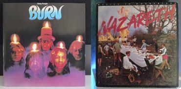 Deep Purple Burn Nazareth Malice In Wonderland disco