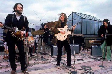 El último concierto de The Beatles