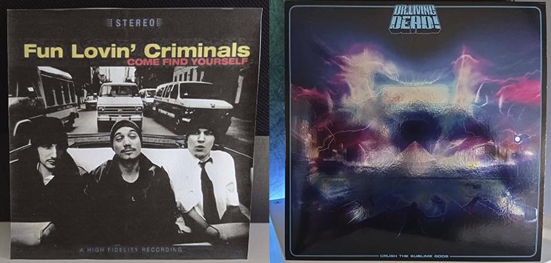 Fun Lovin' Criminals Come Find Yourself Dr. Living Dead! Crush The Sublime Gods