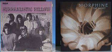 Jefferson Airplane Surrealistic Pillow Morphine The Night disco