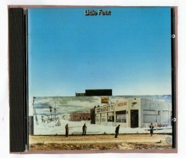 Little Feat album debut 1971 disco