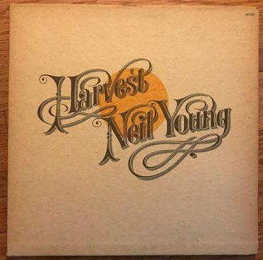 Neil Yong Harvest aniversario