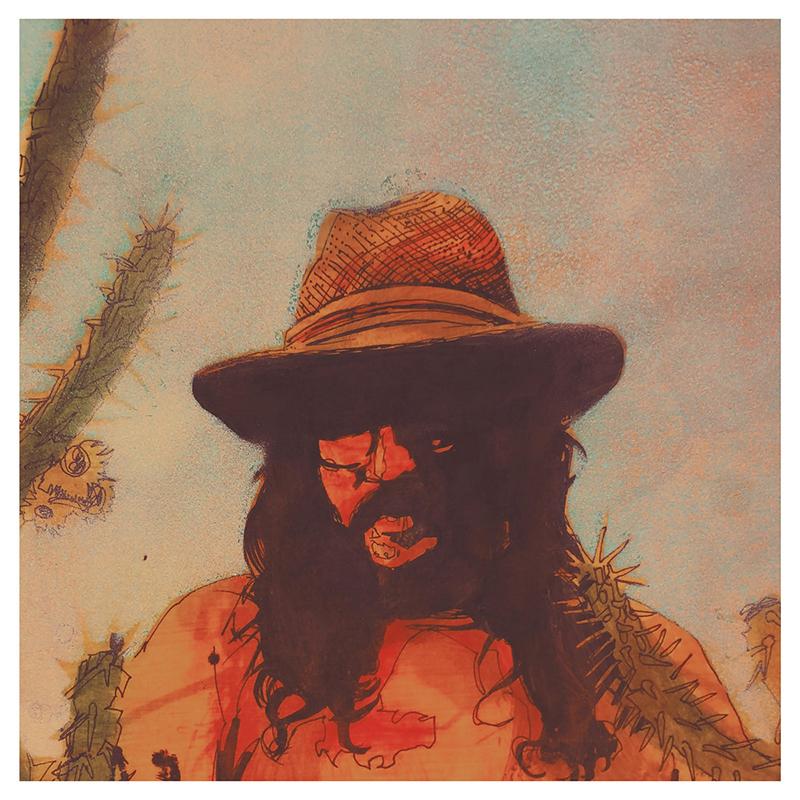 Nuevo disco de Jesse Aycock