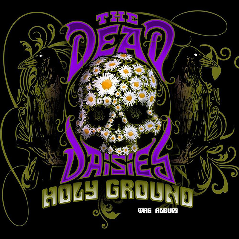 Nuevo disco de The Dead Daisies, Holy ground