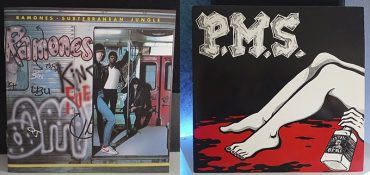 Ramones Subterranean Jungle P.M.S. Pre Metal Syndrome