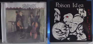 Stray Cats Stray Cats Poison Idea War all the Time