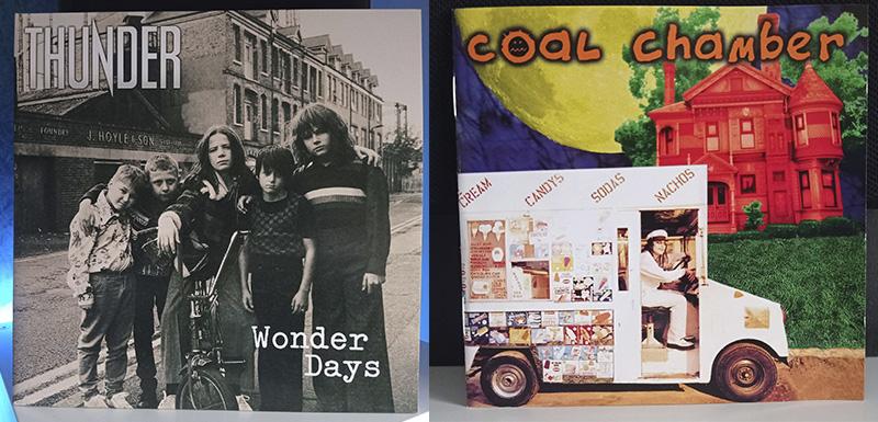 Thunder Wonder Days Coal Chamber Coal Chamber disco