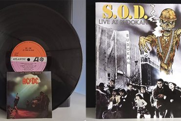AC/DC Let there be rock S.O.D. Live At Budokan