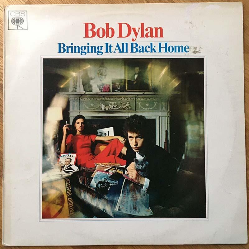 Adiós a Sally Grossman, la chica de la portada de Bringing It All Back Home de Bob Dylan