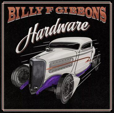 Billy Gibbons anuncia nuevo disco en solitario, Hardware