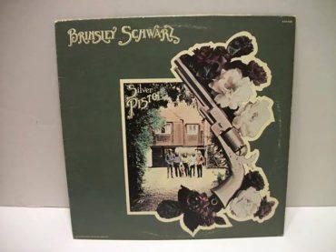 Brinsley Schwarz Silver Pisto disco