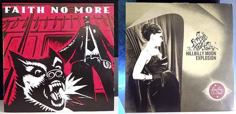 Faith No More King For A Day Fool For A Lifetime Hillbilly Moon Explosion Buy Beg Or Steal