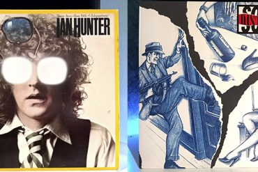 Ian Hunter You're Never Alone With A Schizophrenic Social Distortion Social Distortion