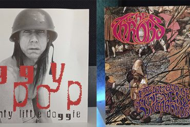 Iggy Pop Naughty Little Doggie The Throbs The Language Of Thieves And Vagabonds disco
