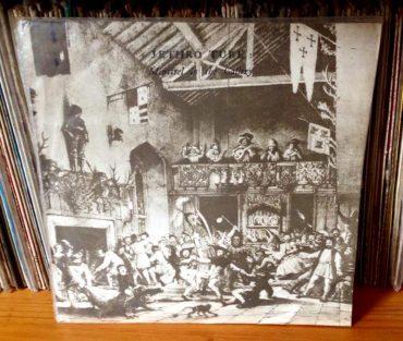 Jethro Tull Minstrel in the Gallery aniversario disco