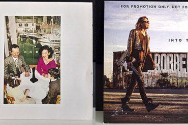 Led Zeppelin Presence Robben Ford Into The Sun disco