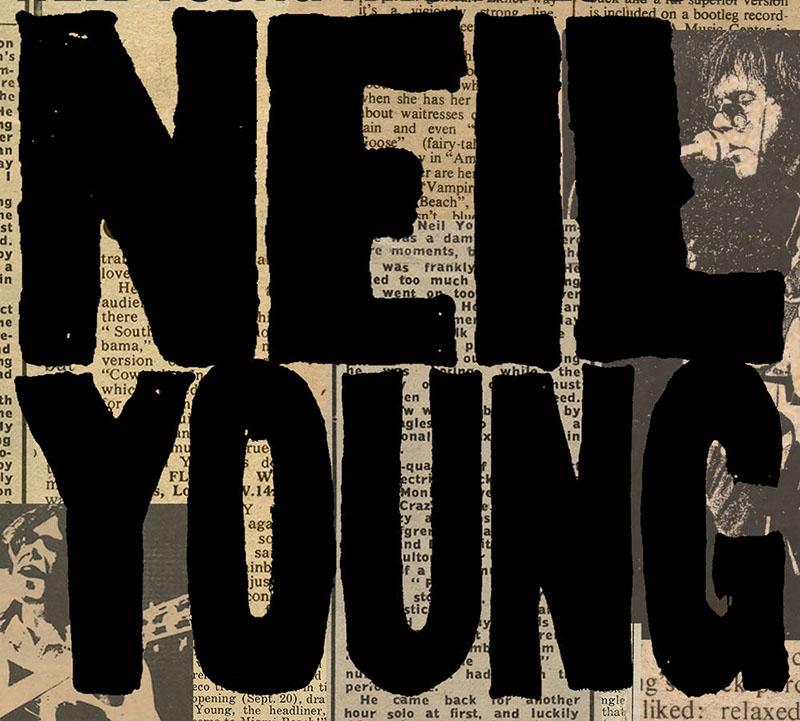 Neil Young lanzará la tercera caja The Archives Vol. III
