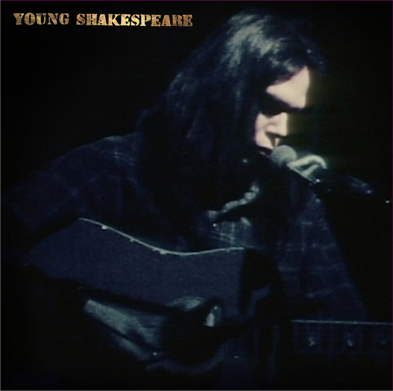 Neil Young publica el directo Young Shakespeare