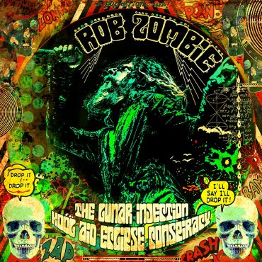 Nuevo disco de Rob Zombie, The Lunar Injection Kool Aid Eclipse Conspiracy
