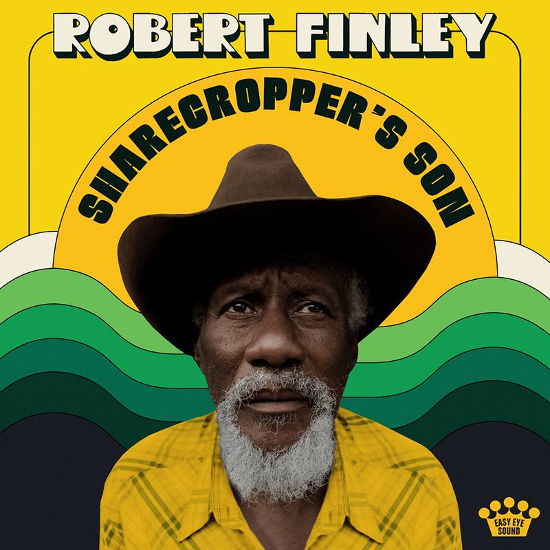 Nuevo disco de Robert Finley, Sharecropper's Son