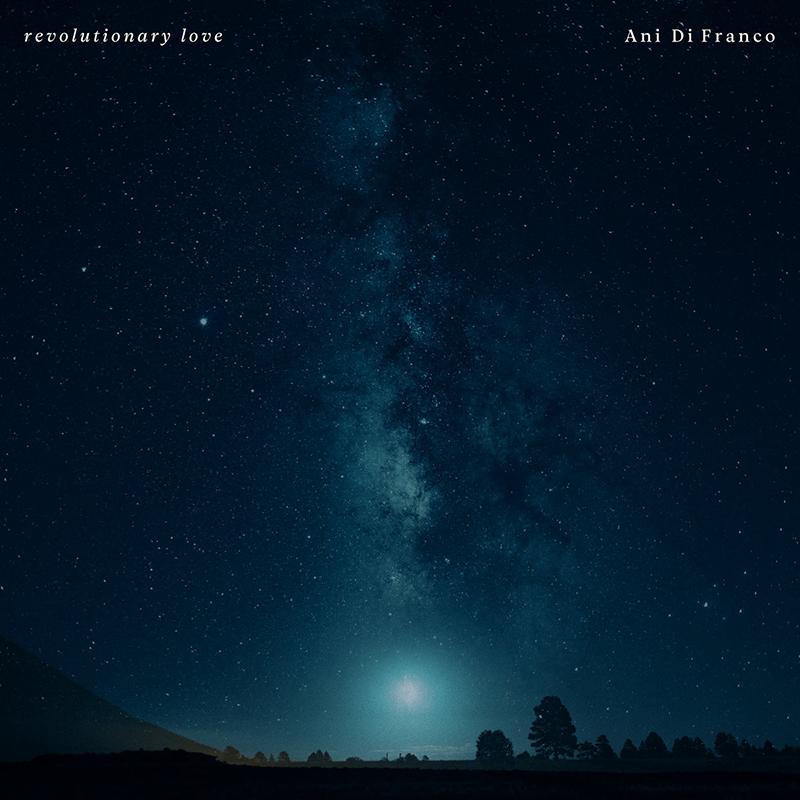 Revolutionary Love, nuevo disco de Ani DiFranco