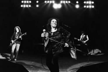 Slapback, tema inédito de Black Sabbath con Ronnie James Dio